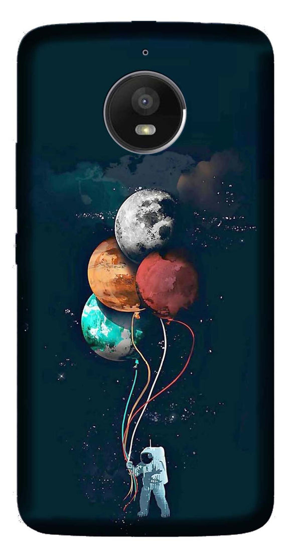 Trendy Collection Back Cover for Moto E4 Plus