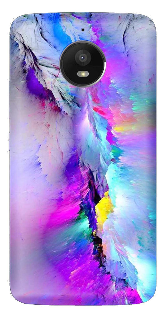 Designer Collection Back Cover for Moto E4 Plus