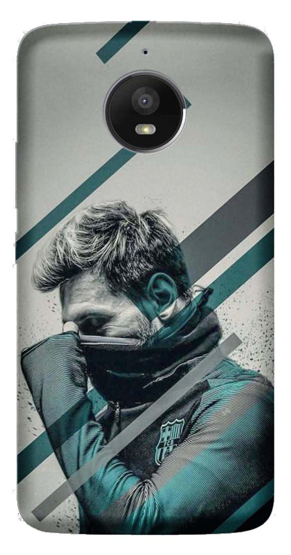 Sports Collection Back Cover for Moto E4 Plus