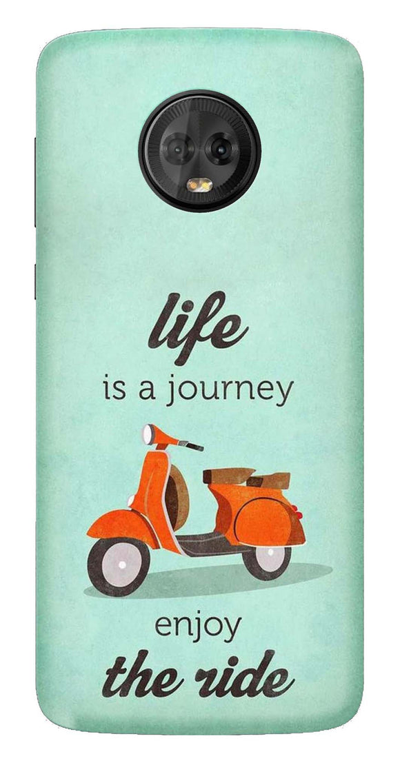 Quotes Collection Back Cover for Moto G5s Plus