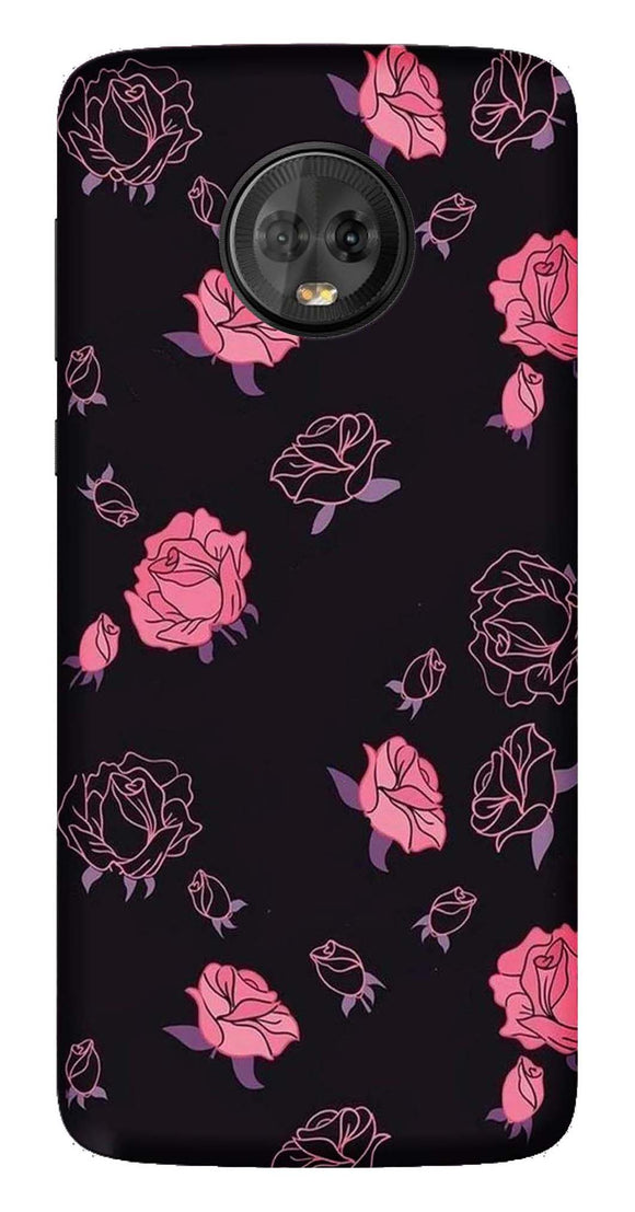 Designer Collection Back Cover for Moto G5s Plus