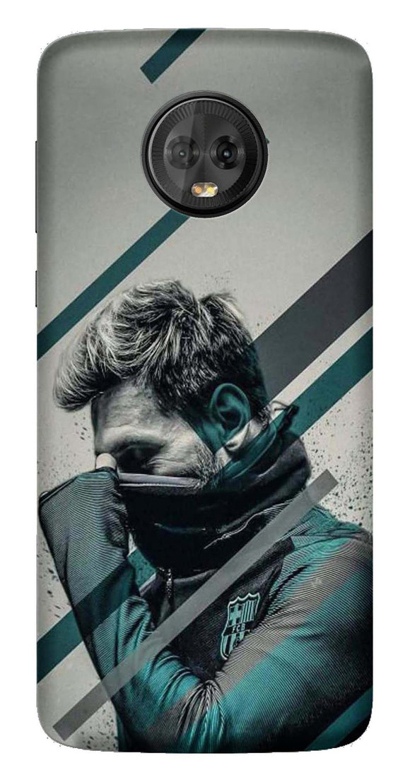 Sports Collection Back Cover for Moto G6 Plus