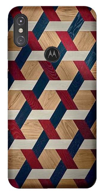 Designer Collection Back Cover for Moto One Power