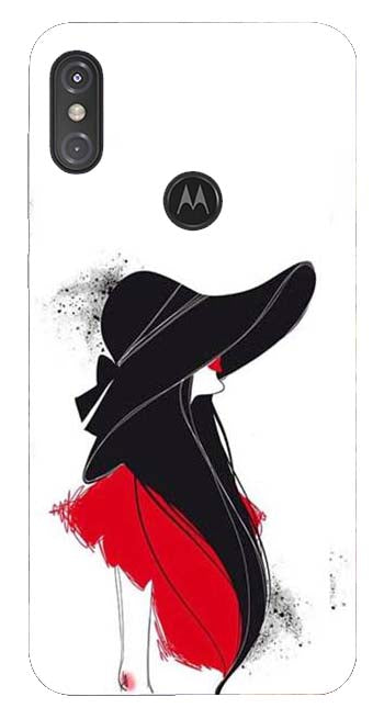 Trendy Collection Back Cover for Moto One Power