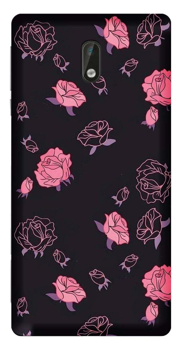Designer Collection Back Cover for Nokia 3
