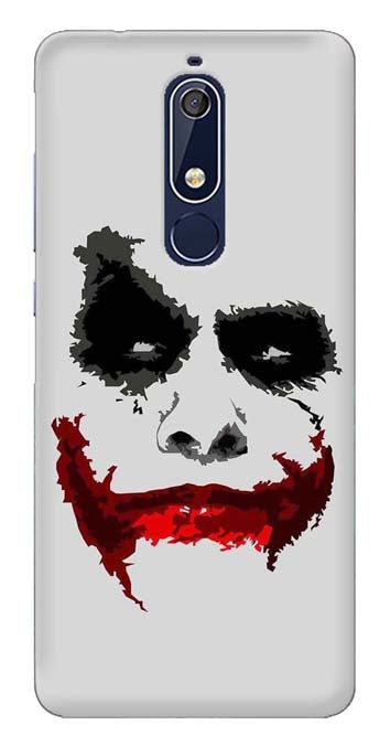 Trendy Collection Back Cover for Nokia 5.1
