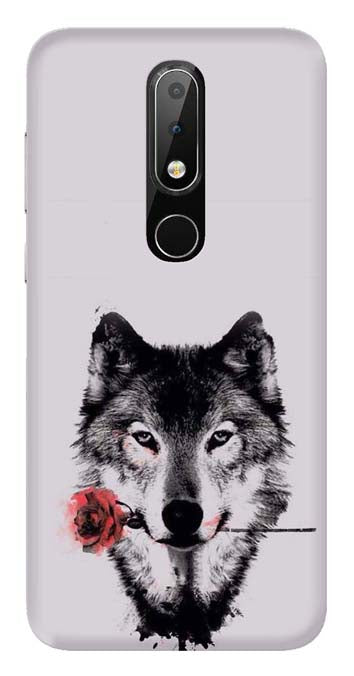 Trendy Collection Back Cover for Nokia 7.1 Plus