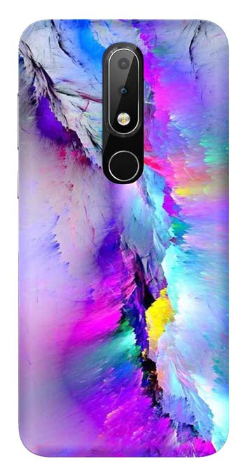 Designer Collection Back Cover for Nokia 6.1 Plus