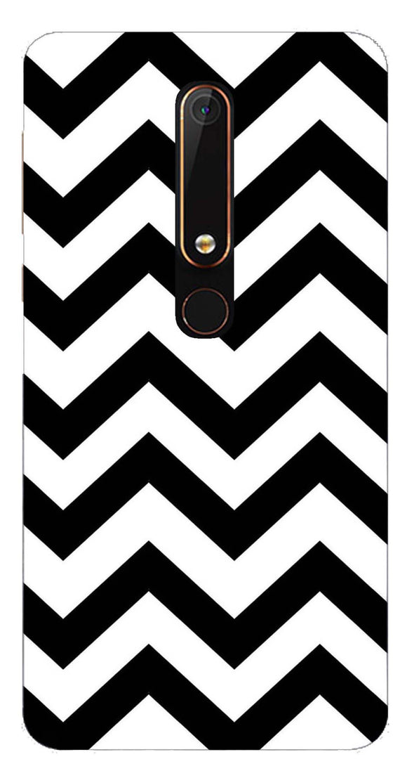 Designer Collection Back Cover for Nokia 6 2018