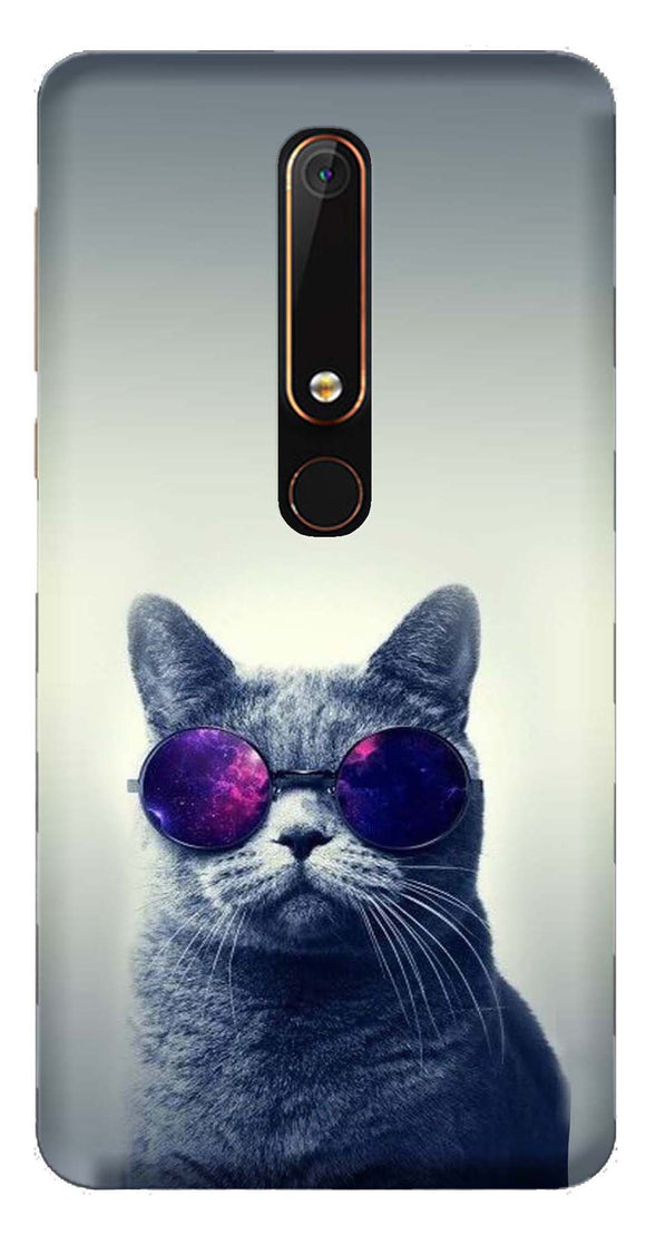 Pets & Teddys Collection Back Cover for Nokia 6 2018