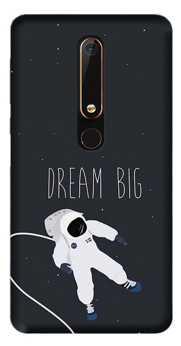 Trendy Collection Back Cover for Nokia 6 2018