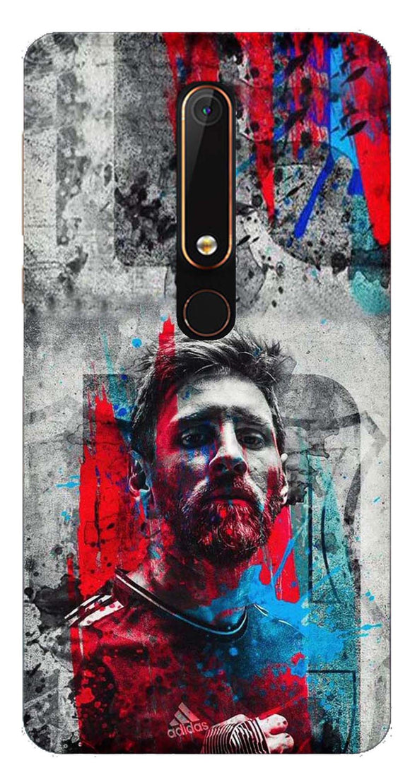 Sports Collection Back Cover for Nokia 6 2018