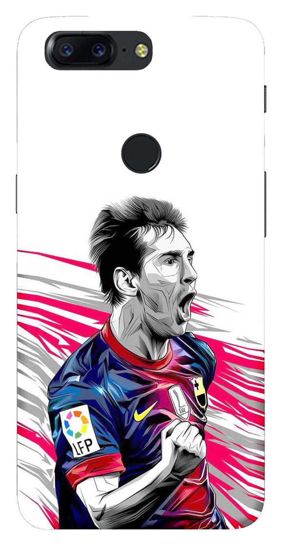 Sports Collection Back Cover for  OnePlus 5T