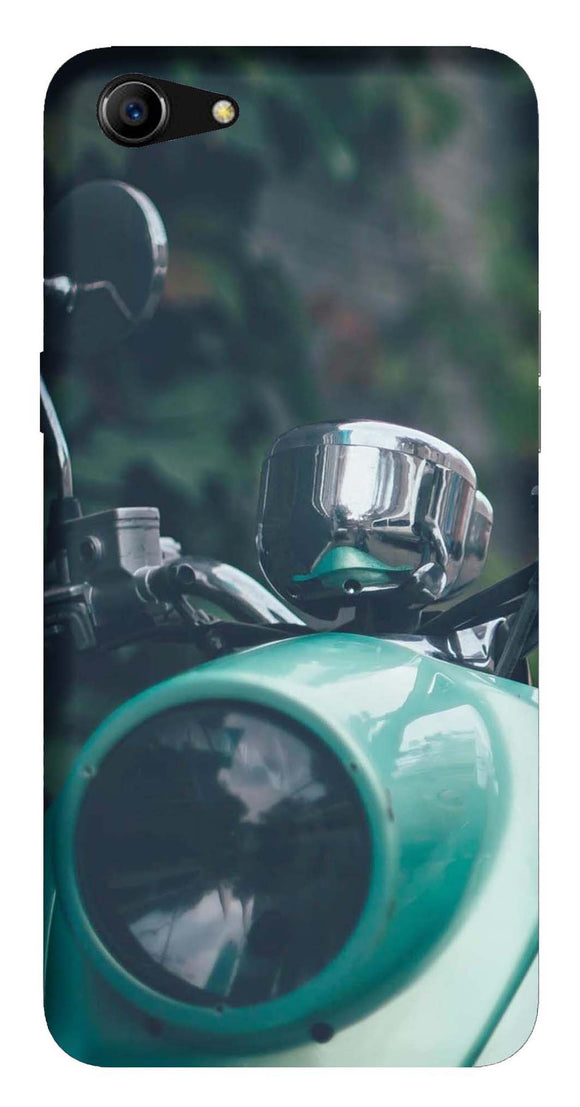 Bikes & Cars Collection Back Cover for Oppo A83 Pro