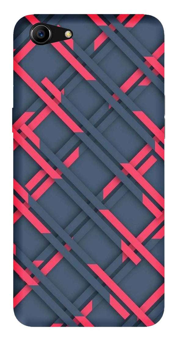 Designer Collection Back Cover for Oppo F3 Plus