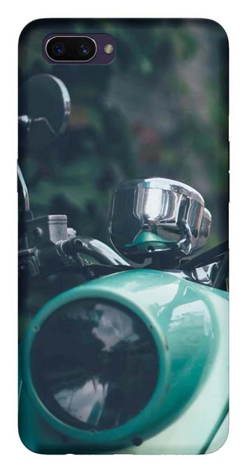 Bikes & Cars Collection Back Cover for Oppo K1