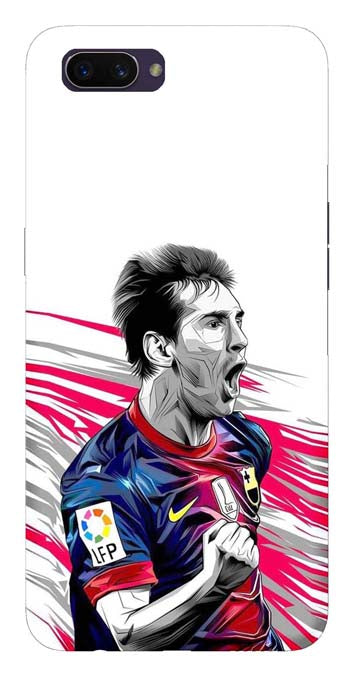 Sports Collection Back Cover for Oppo K1