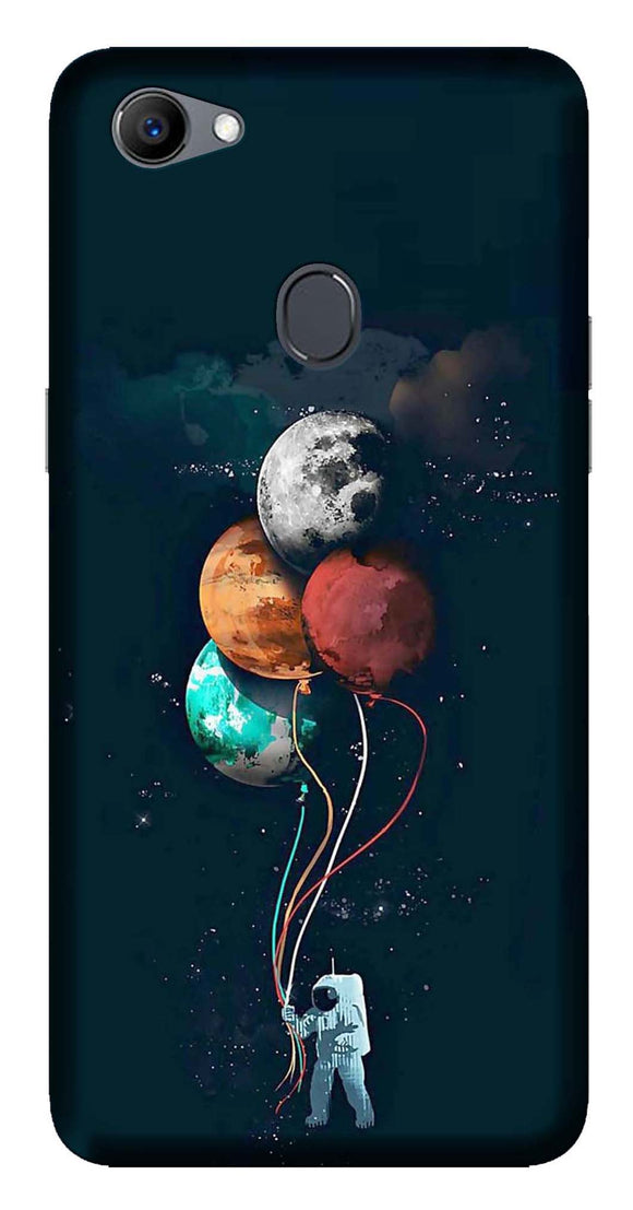 Trendy Collection Back Cover for Oppo F7