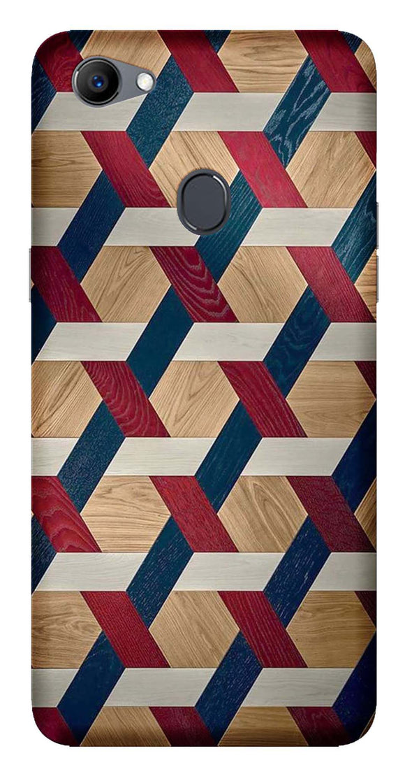 Designer Collection Back Cover for Oppo F7