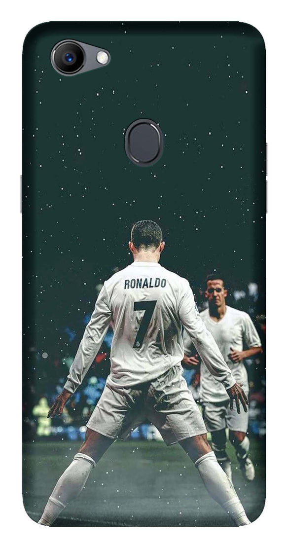 Sports Collection Back Cover for Oppo F7