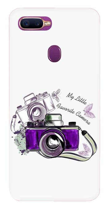 Trendy Collection Back Cover for Oppo F9 Pro