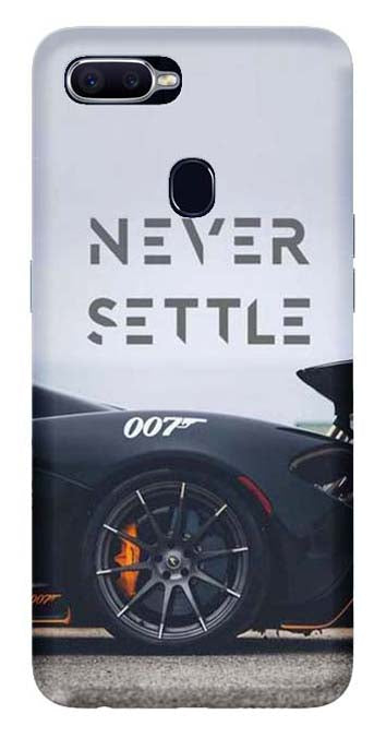 Quotes Collection Back Cover for  Realme 2 Pro
