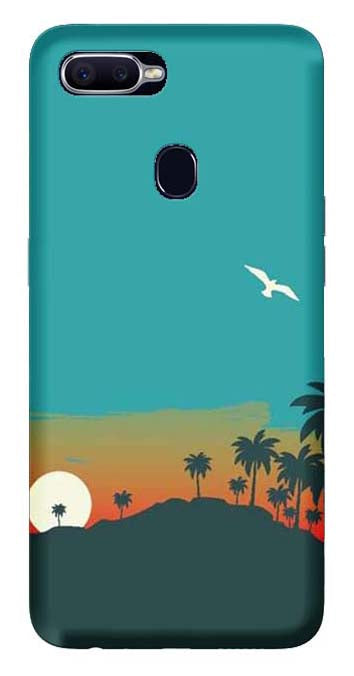 Nature Collection Back Cover for  Realme 2 Pro