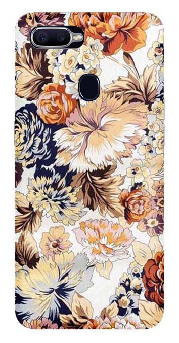 Designer Collection Back Cover for Oppo F9 Pro