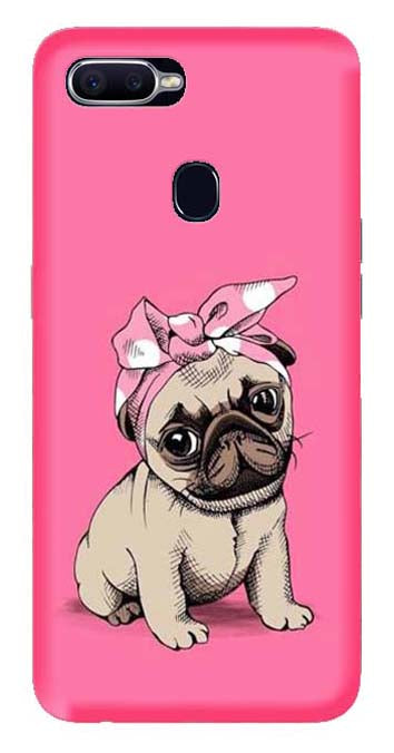 Pets & Teddys Collection Back Cover for  Realme 2 Pro