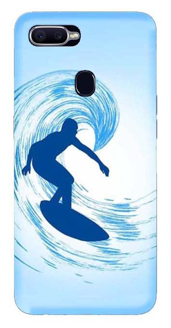 Trendy Collection Back Cover for  Realme U1