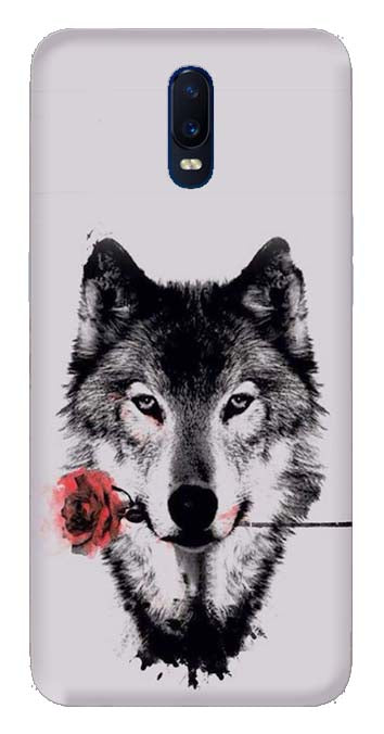Trendy Collection Back Cover for Oppo R17