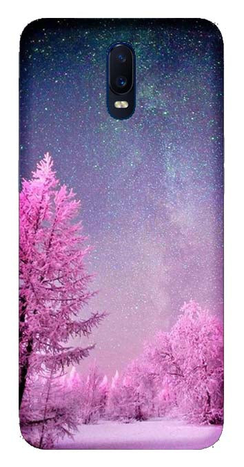 Nature Collection Back Cover for Oppo R17