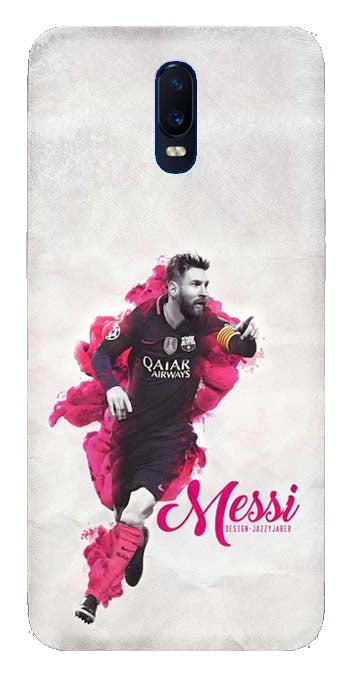 Sports Collection Back Cover for Oppo R17