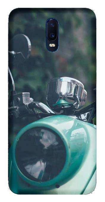 Bikes & Cars Collection Back Cover for Oppo R17