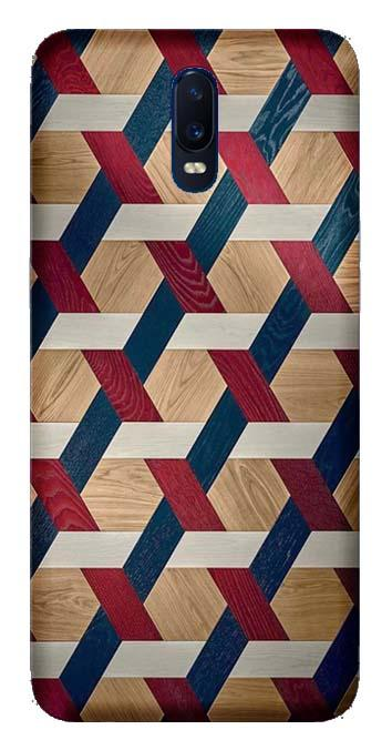 Designer Collection Back Cover for OnePlus 6T
