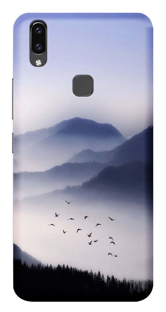 Nature Collection Back Cover for Vivo V11i