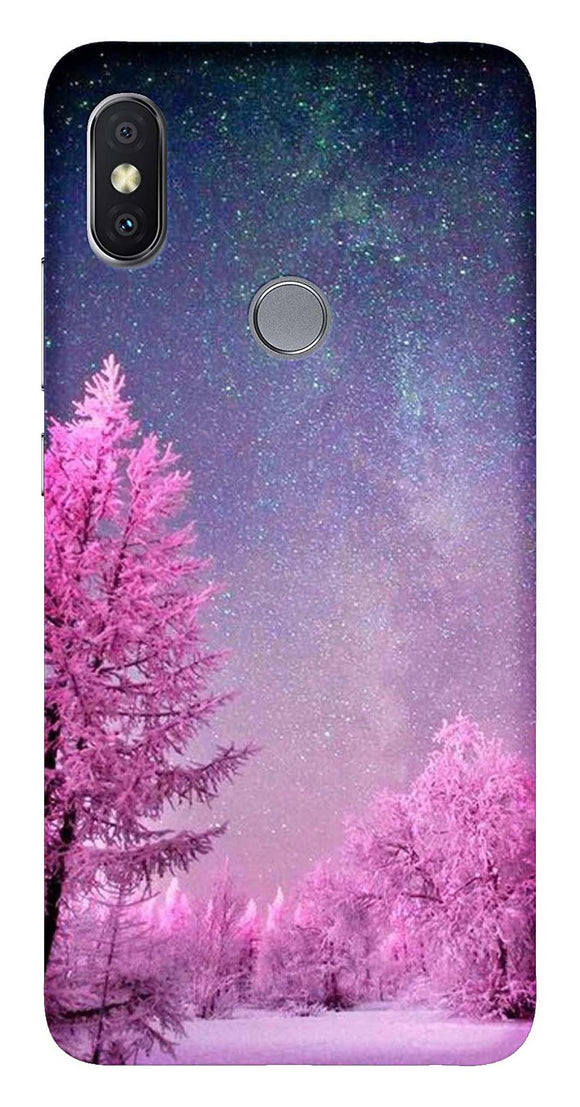 Nature Collection Back Cover for Xiaomi Mi Max 2