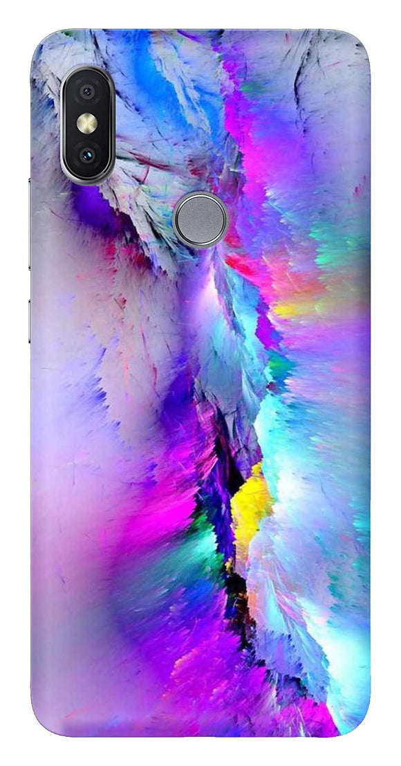 Designer Collection Back Cover for Xiaomi Mi A1