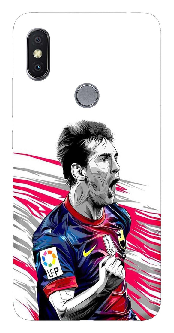 Sports Collection Back Cover for Xiaomi Mi A1