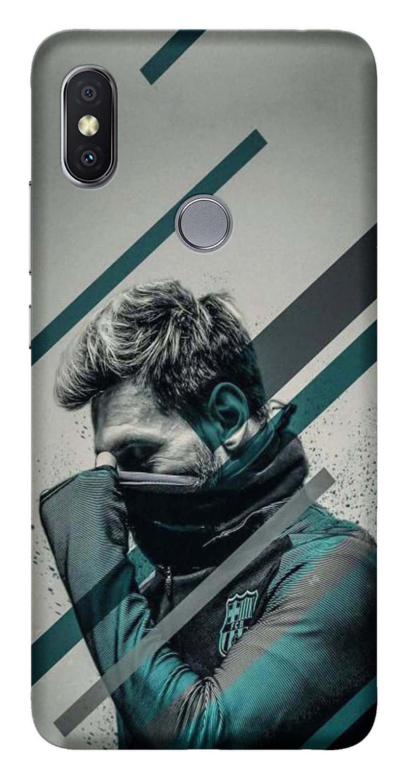 Sports Collection Back Cover for Xiaomi Mi Max 2