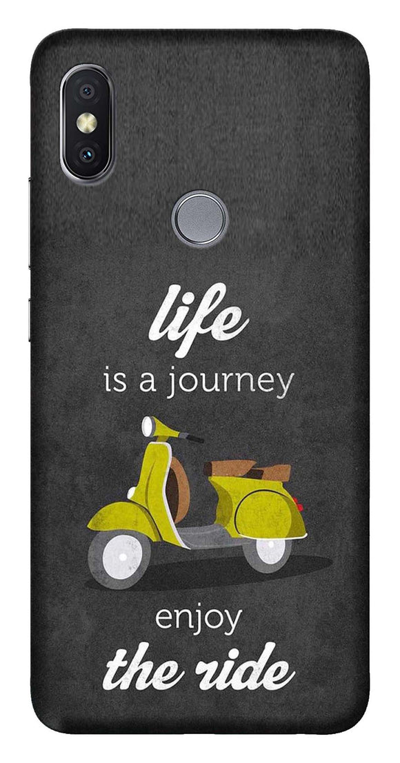 Quotes Collection Back Cover for Xiaomi Mi A1