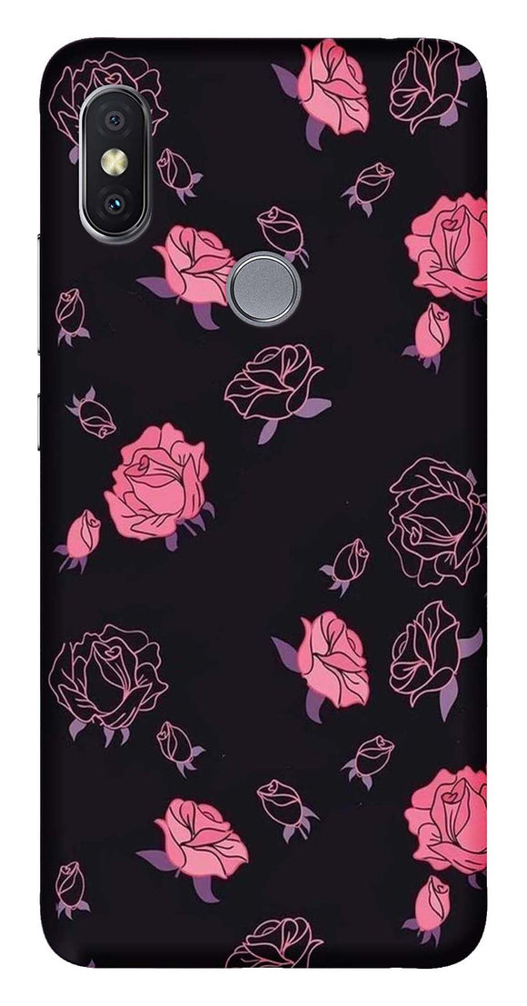 Designer Collection Back Cover for Xiaomi Mi Max 2