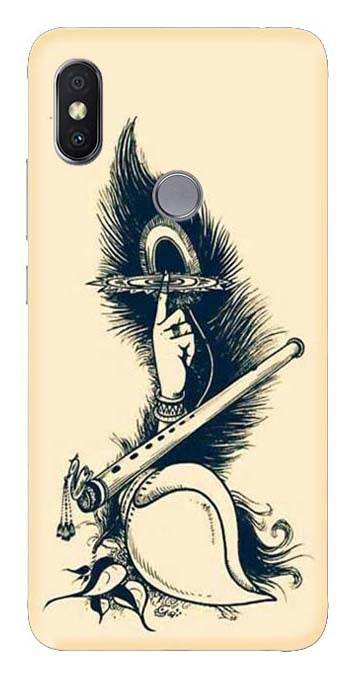 Devotional Collection Back Cover for Xiaomi Redmi Note 5 Pro