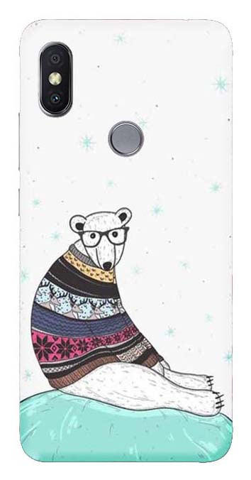 Trendy Collection Back Cover for Xiaomi Redmi Y2