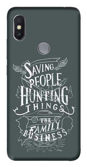 Quotes Collection Back Cover for Xiaomi Y2