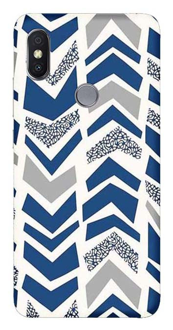 Designer Collection Back Cover for Xiaomi Redmi Y2