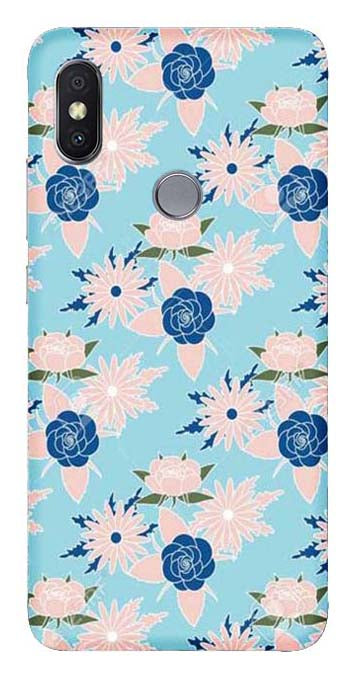 Designer Collection Back Cover for Xiaomi Y2