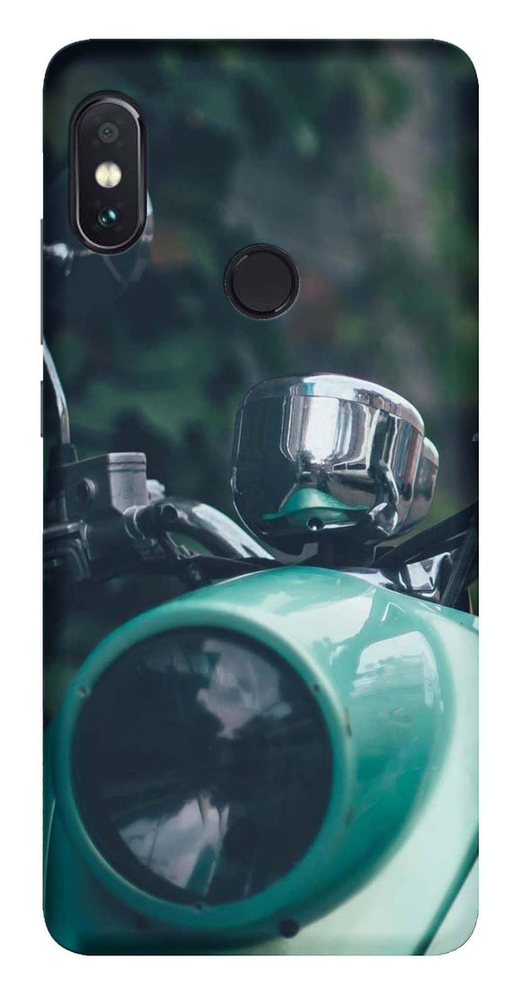 Bikes & Cars Collection Back Cover for Xiaomi Redmi Note 5 Pro