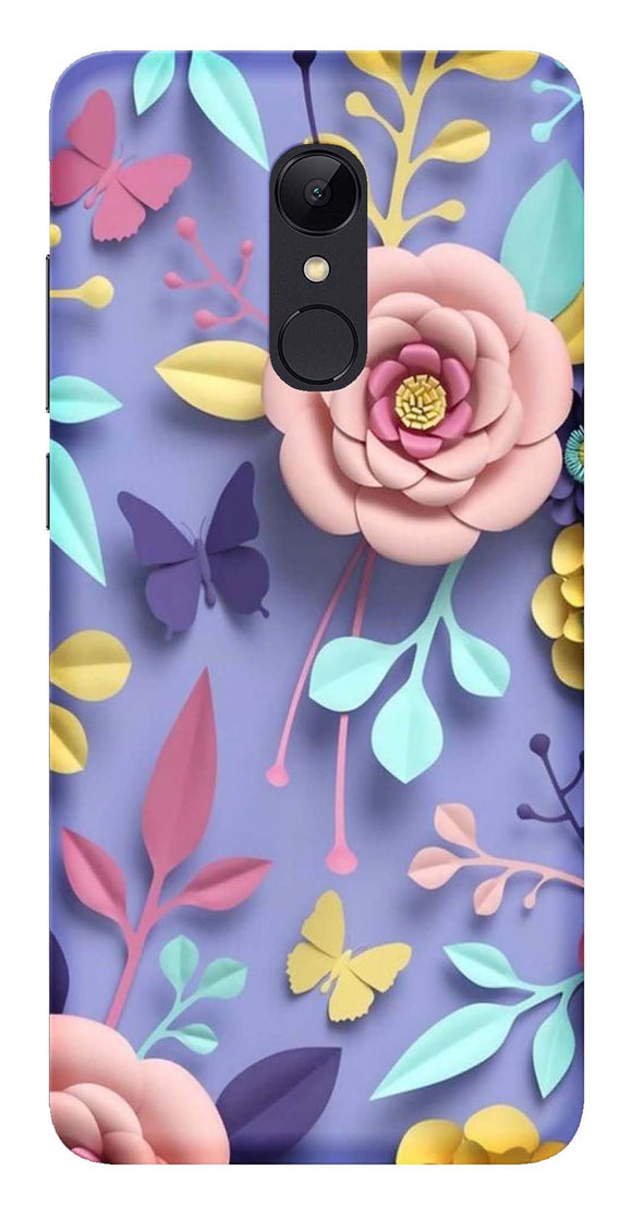 Designer Collection Back Cover for Xiaomi Mi 5
