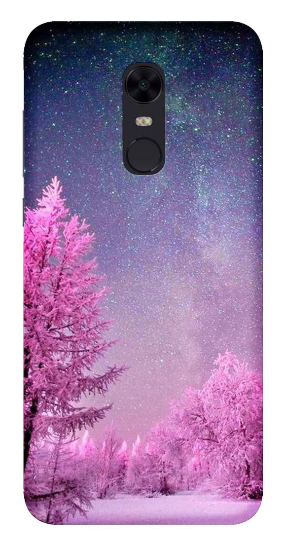 Nature Collection Back Cover for Xiaomi Redmi 5 Plus